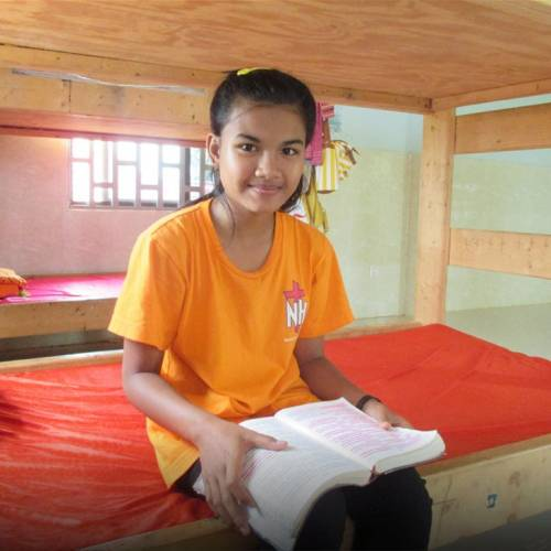 Improving, Not abandoning, Residential orphan care